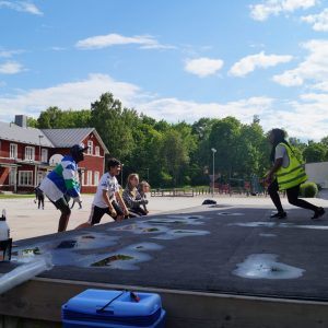 Världen bästa sommarprojekt för barn och ungdomar