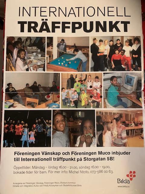 Internationell Träffpunkt 2010 i Älvsbyn