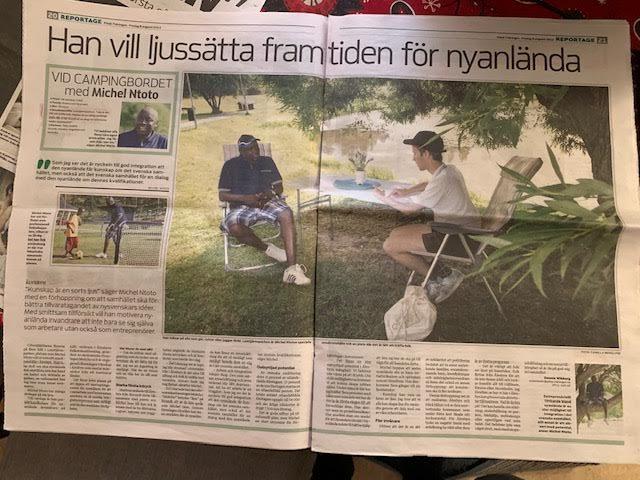 Integration genom entreprenörskap 2013 i Älvsbyn